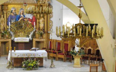 Najważniejsze miejsca liturgii. Gdzie? Co? Jak? w trakcie Mszy świętej