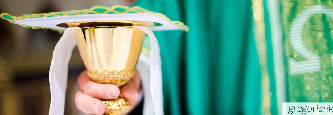 Świadectwo przeżytych Mszy świętych gregoriańskich
