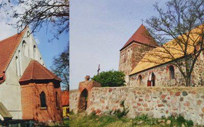 Kościoły w których odprawiamy Msze święte gregoriańskie – Bielice k. Pyrzyc